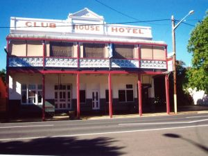 Club House Hotel - Accommodation Broome