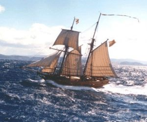 Enterprize - Melbourne's Tall Ship - Accommodation Broome