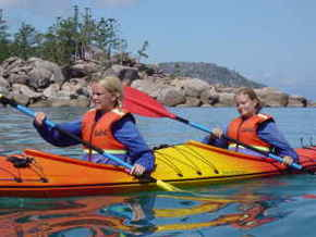 Magnetic Island Sea Kayaks - Accommodation Broome