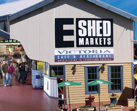 The E Shed Markets - Accommodation Broome