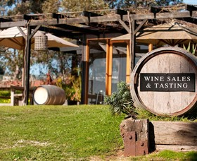 Saint Regis Winery Food  Wine Bar - Accommodation Broome