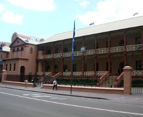 Parliament House - Accommodation Broome