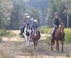 Horse Riding at Oaks Ranch and Country Club - Accommodation Broome