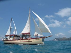Adventure Cruise Dive and Outer Reef - Whitsundays Sailing Adventures - Accommodation Broome