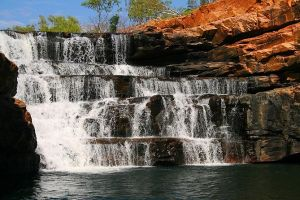 Gorgeous Gorges Tour - Windjana  Bell Gorge Mt Hart Cape Leveque - Accommodation Broome
